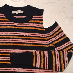 Striped sweater-SOLD.